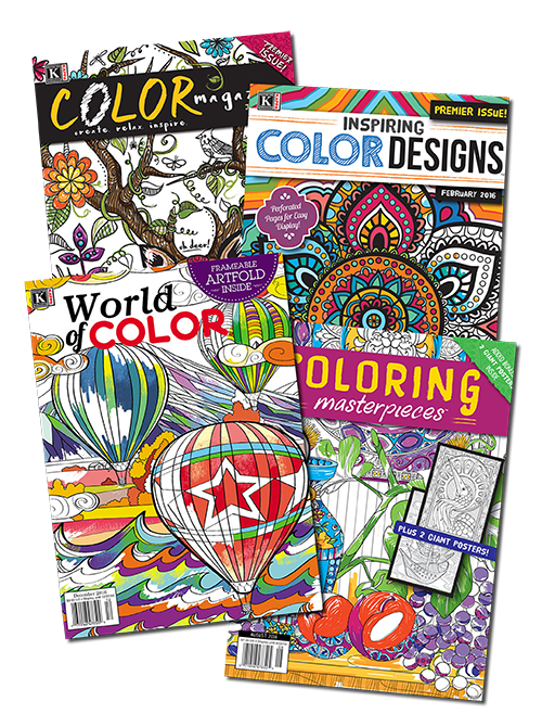 Kappa coloring #5, Download drawings