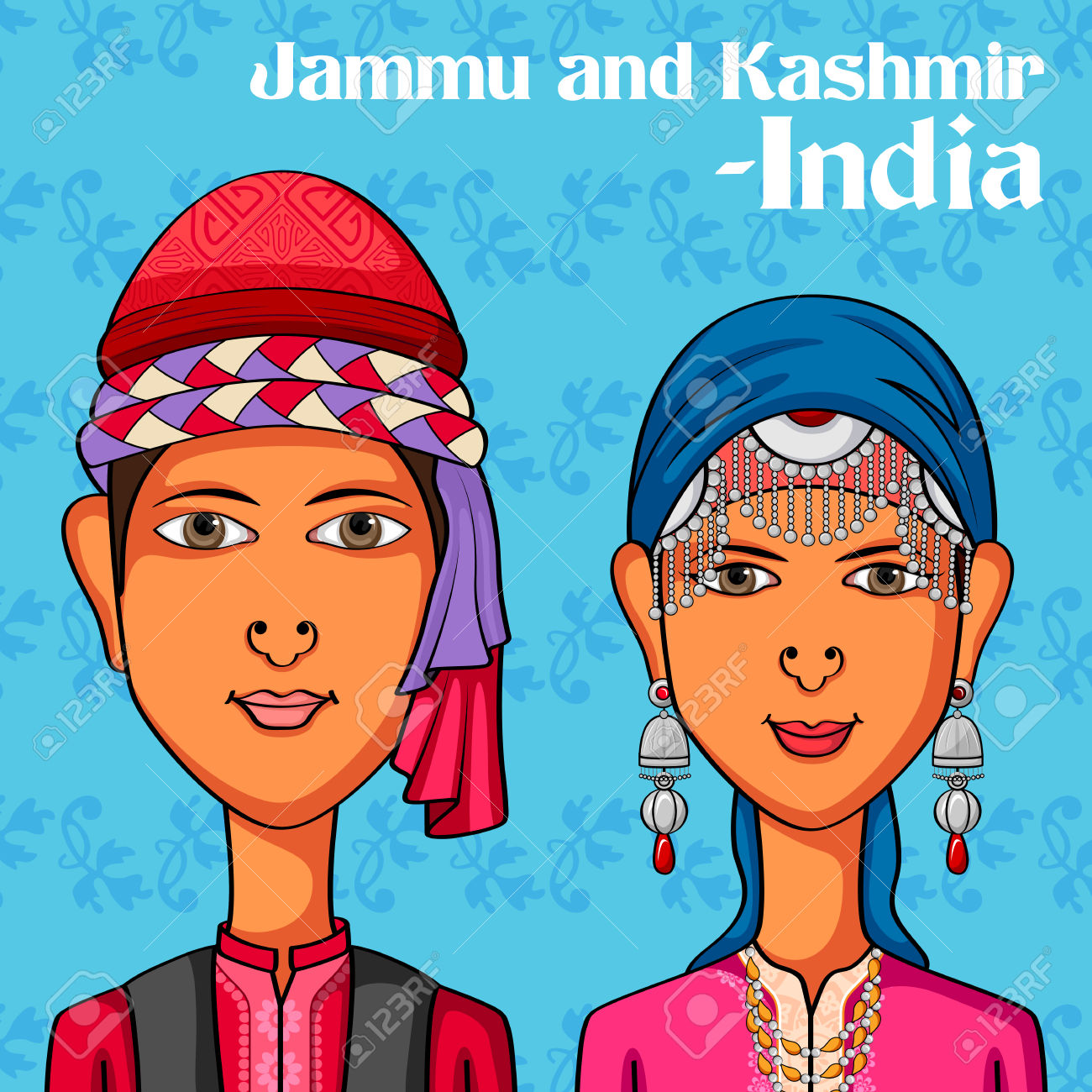 Kashmir clipart #16, Download drawings
