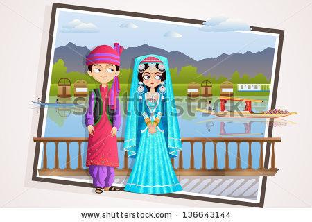 Kashmir clipart #5, Download drawings