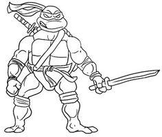 Katana coloring #2, Download drawings
