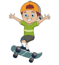 Skateboard clipart #19, Download drawings