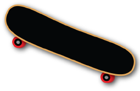 Skateboard svg #19, Download drawings