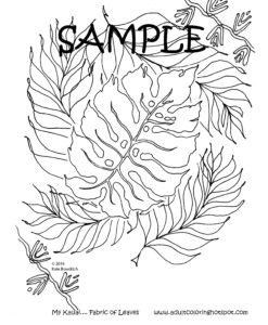 Kauai coloring #18, Download drawings
