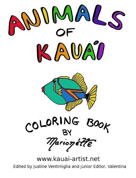 Kauai coloring #15, Download drawings