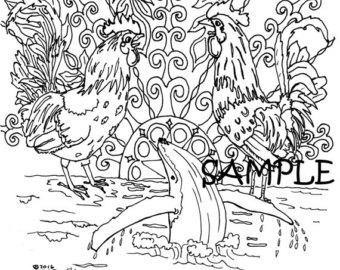 Kauai coloring #3, Download drawings