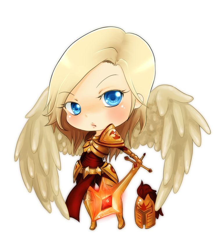 Kayle (League Of Legends) clipart #2, Download drawings