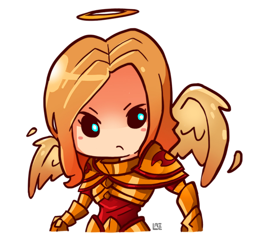 Kayle (League Of Legends) clipart #12, Download drawings