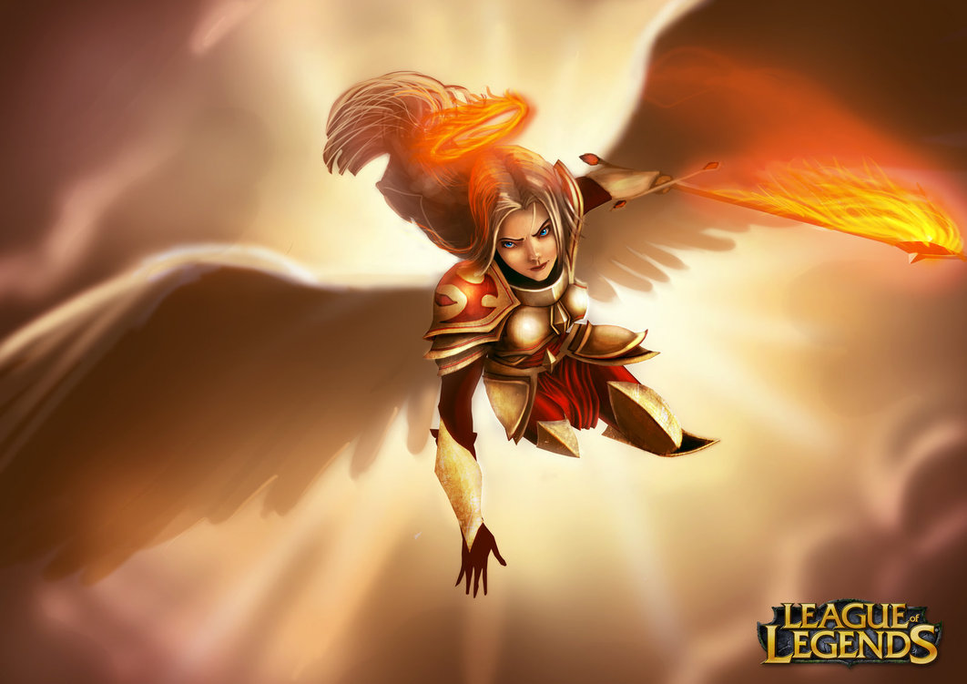 Kayle (League Of Legends) clipart #17, Download drawings