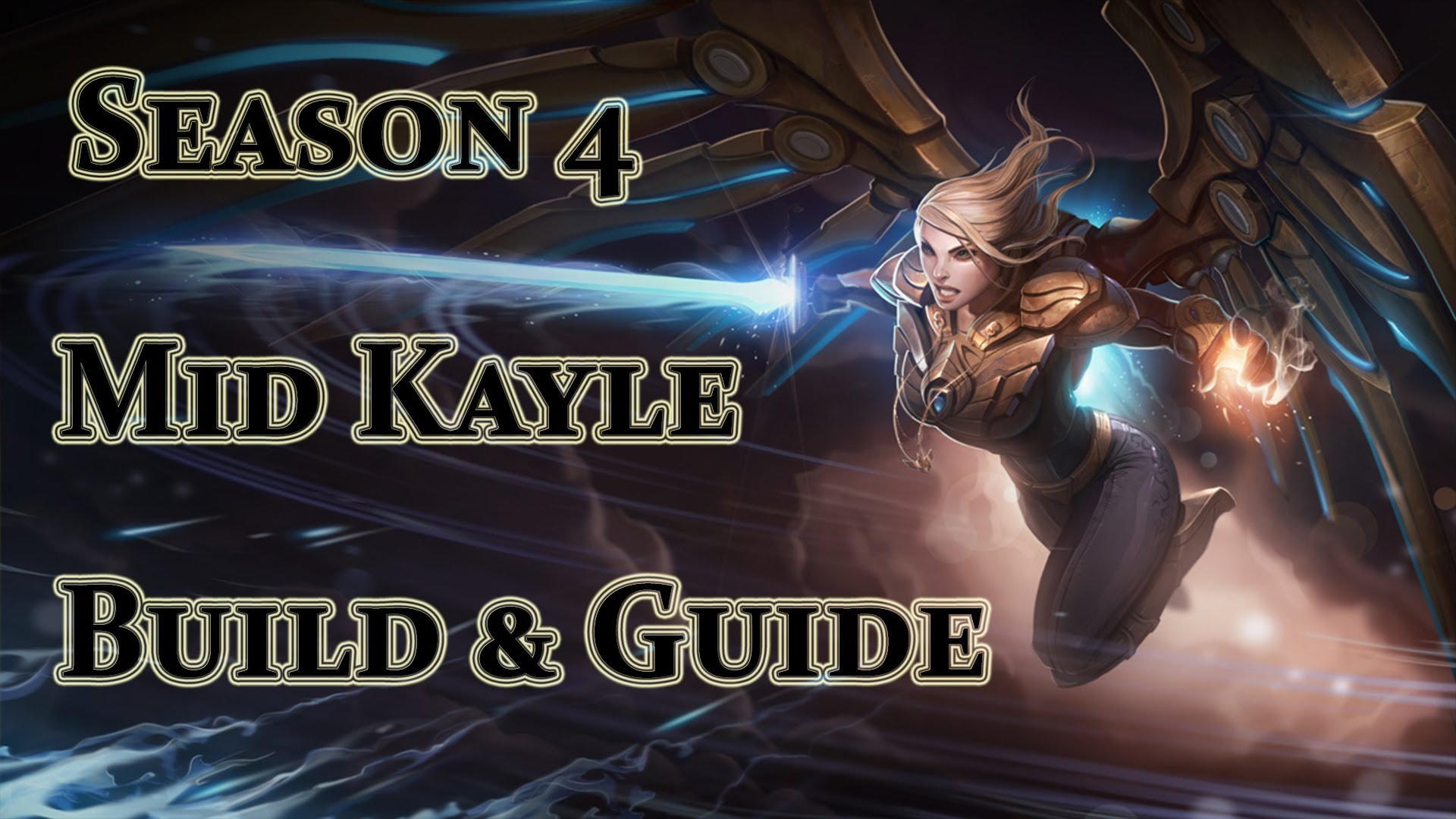 Kayle (League Of Legends) clipart #15, Download drawings
