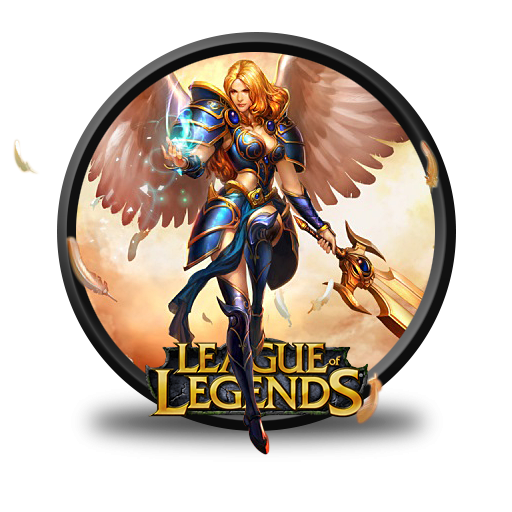 Kayle (League Of Legends) clipart #1, Download drawings