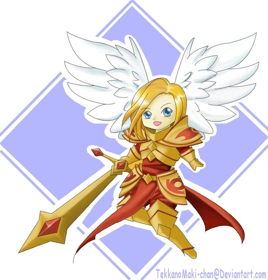 Kayle (League Of Legends) clipart #4, Download drawings