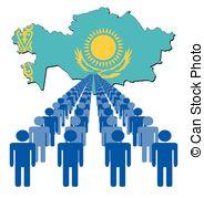 Kazakhstan clipart #13, Download drawings