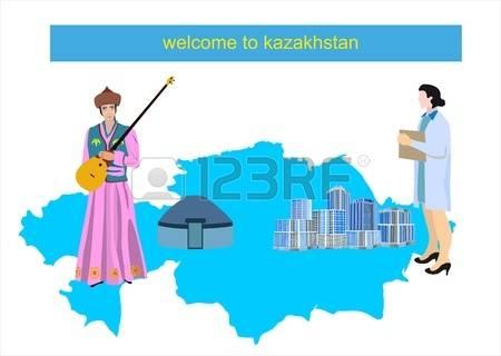 Kazakhstan clipart #7, Download drawings