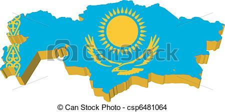 Kazakhstan clipart #6, Download drawings