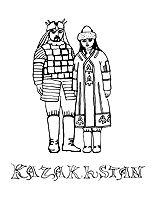 Kazakhstan coloring #19, Download drawings