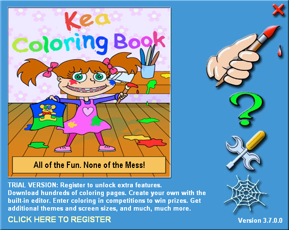 Kea coloring #20, Download drawings