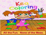 Kea coloring #5, Download drawings