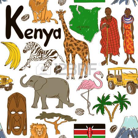 Kenia clipart #3, Download drawings