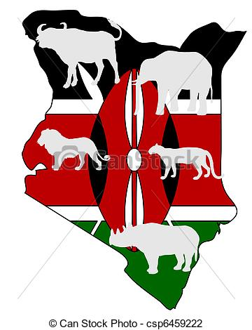 Kenya clipart #20, Download drawings