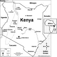 Kenya coloring #12, Download drawings