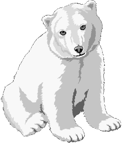 Kermode Bear clipart #14, Download drawings