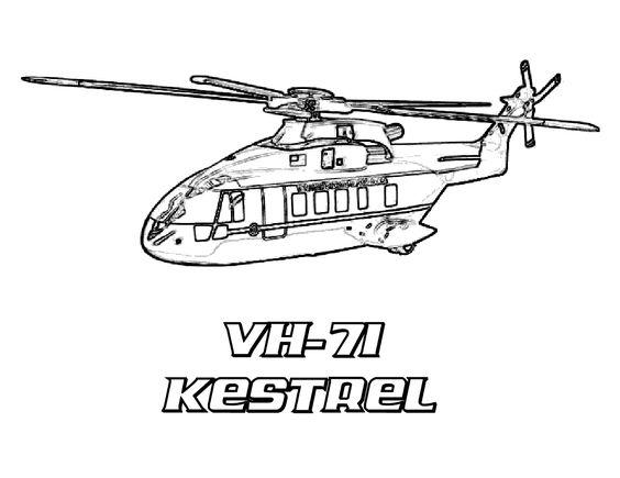 Kestrel coloring #1, Download drawings