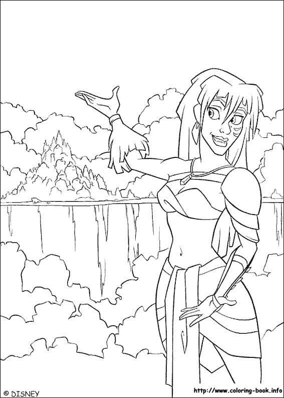 Kidagakash Nedakh coloring #17, Download drawings