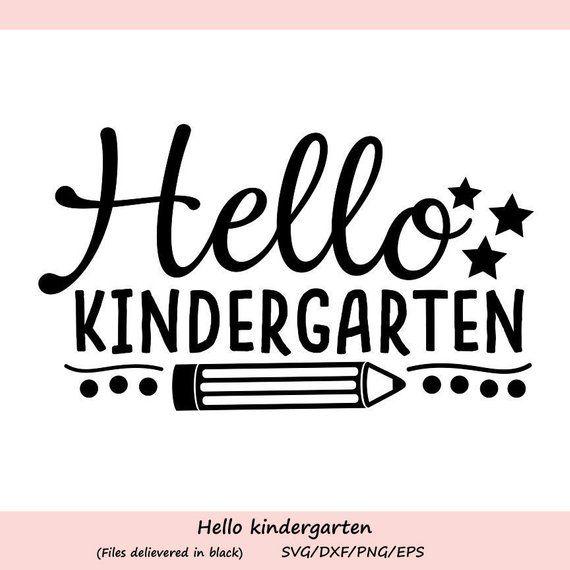 kindergarten svg #1235, Download drawings