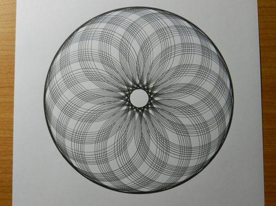 Kinetic coloring #16, Download drawings