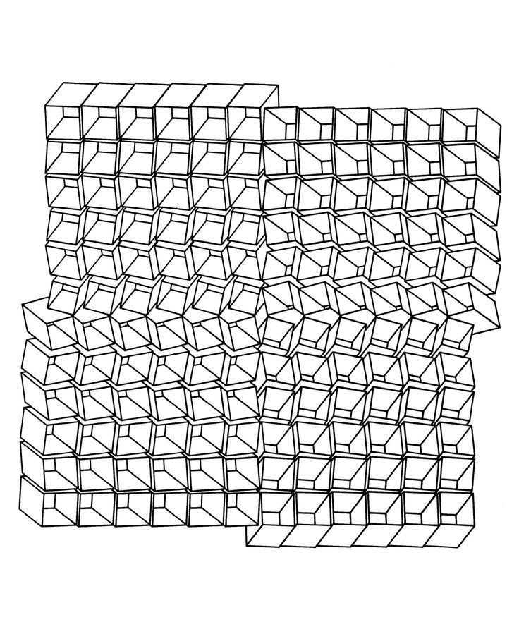 Kinetic coloring #3, Download drawings