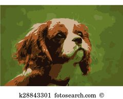 King Charles Spaniel clipart #16, Download drawings
