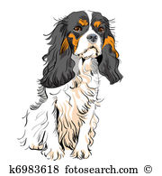 King Charles Spaniel clipart #4, Download drawings