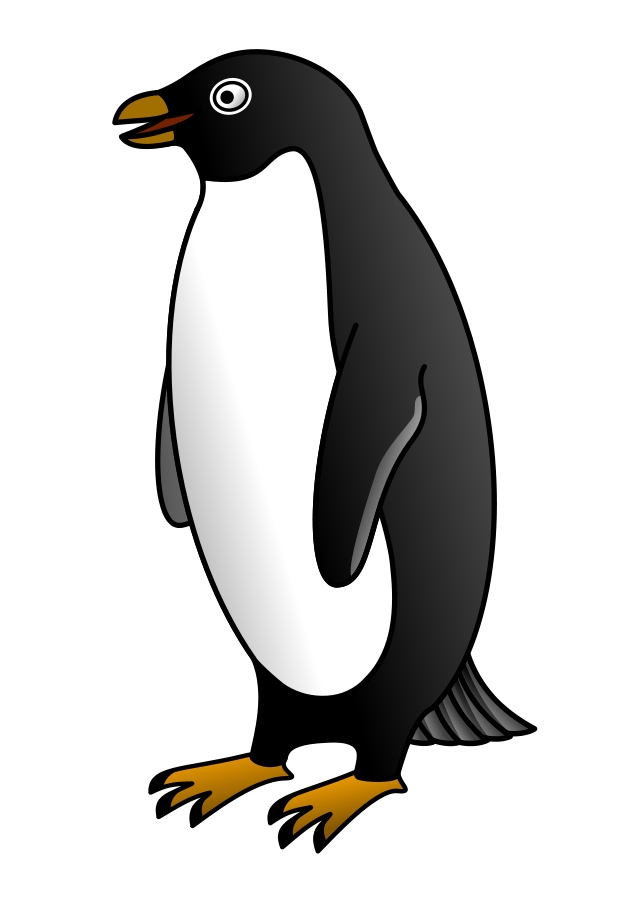 King Emperor Penguins clipart #20, Download drawings