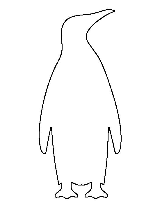 King Emperor Penguins coloring #15, Download drawings
