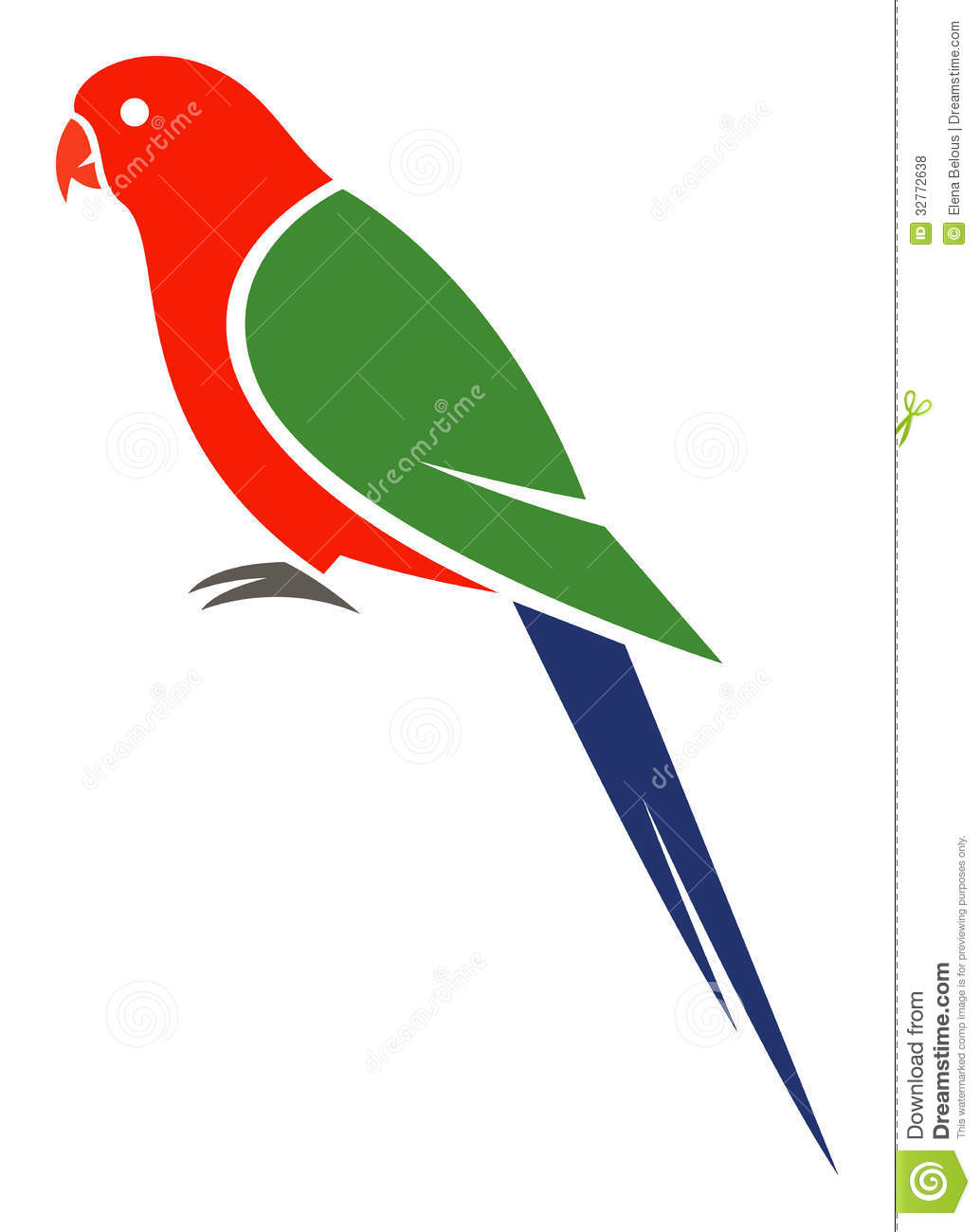 King Parrot clipart #18, Download drawings