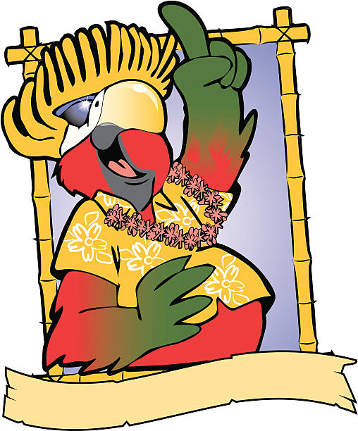King Parrot clipart #16, Download drawings