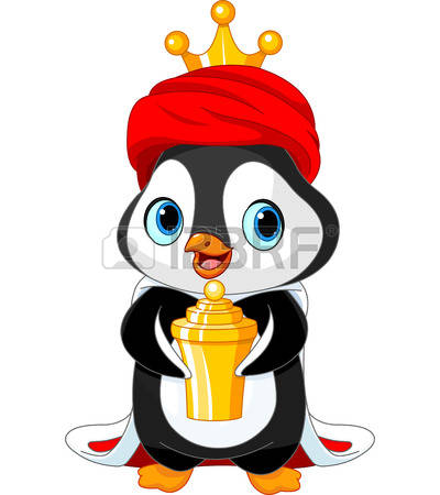King Penguin clipart #2, Download drawings