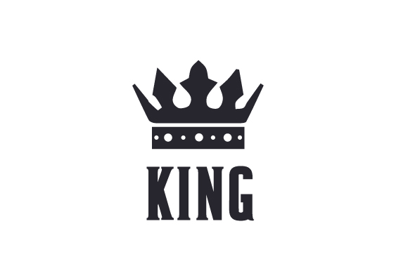 king svg #370, Download drawings