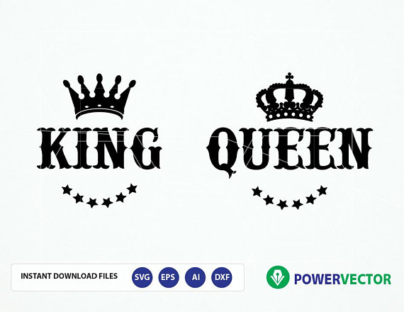 king svg #373, Download drawings