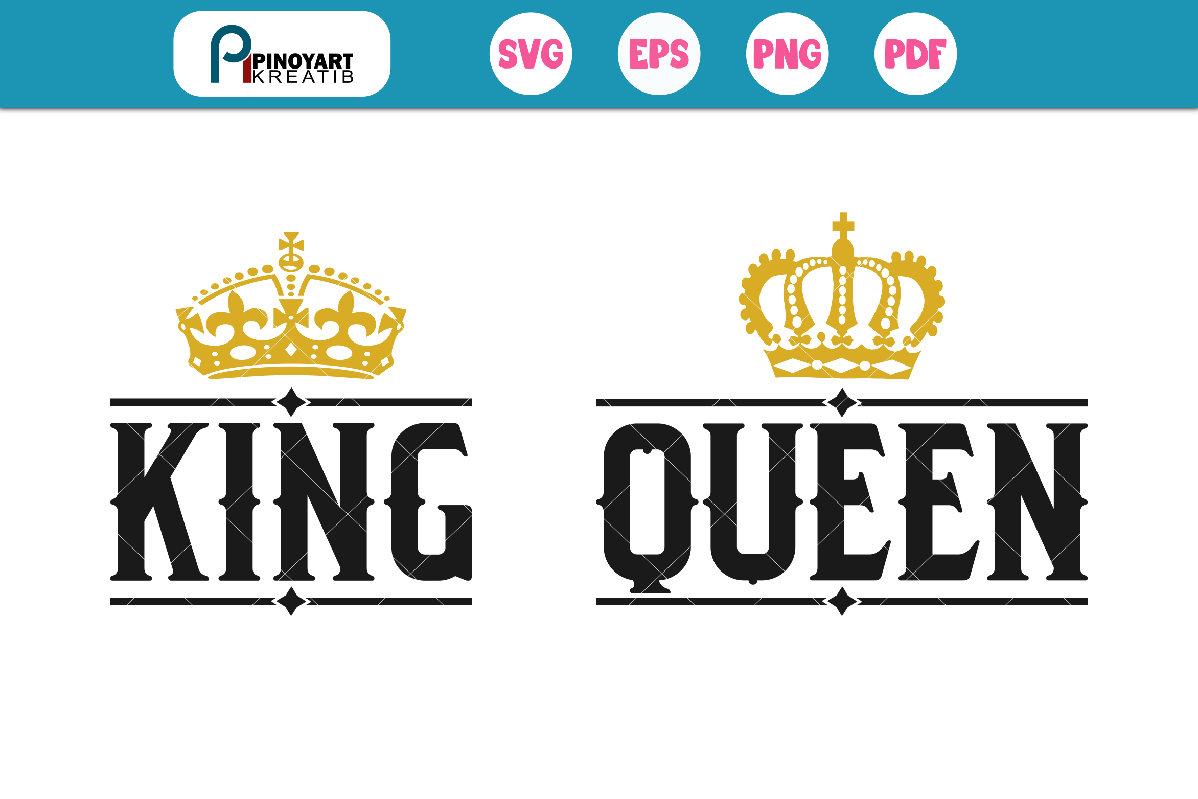 king svg #365, Download drawings