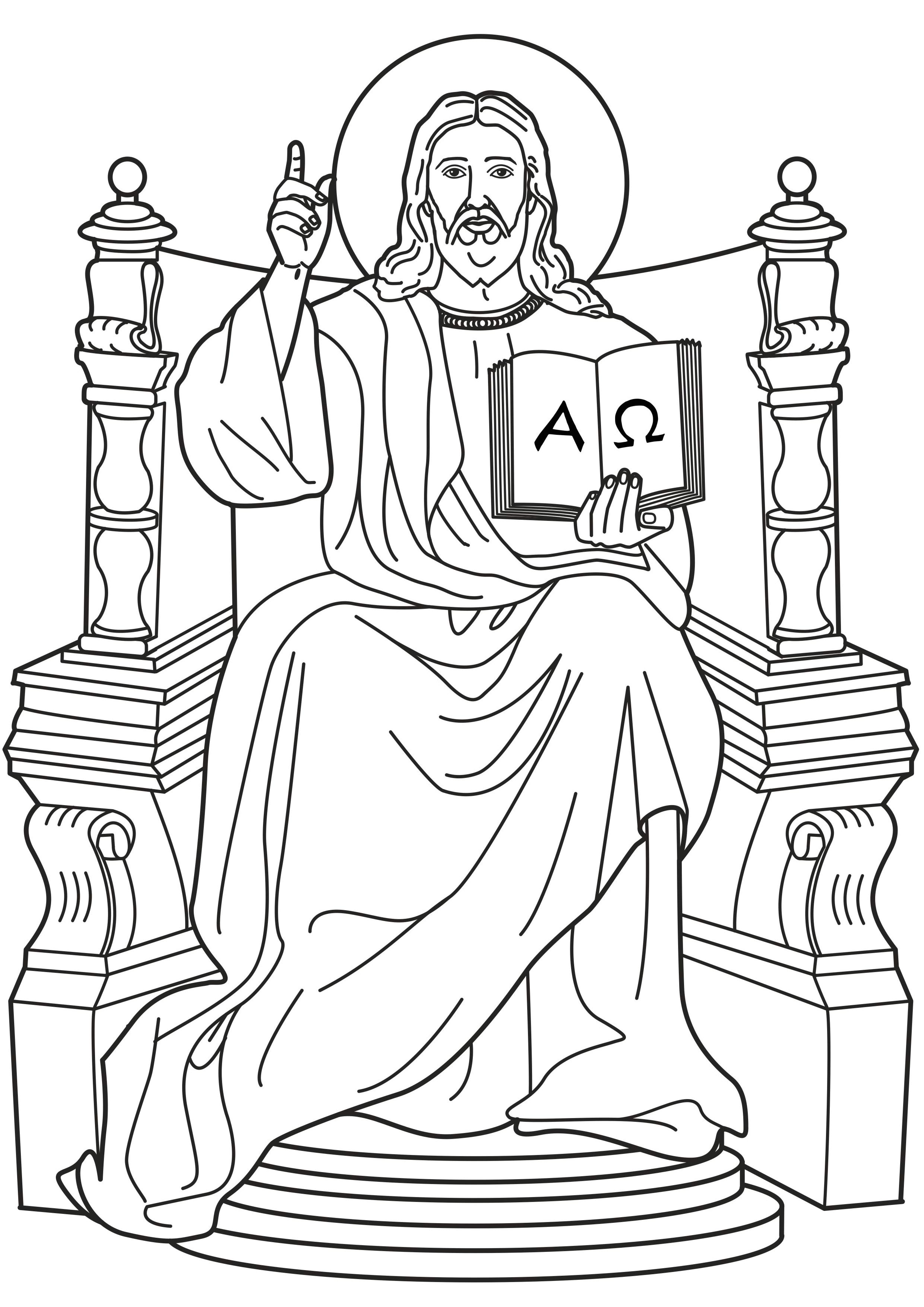 Kingcloud coloring #1, Download drawings