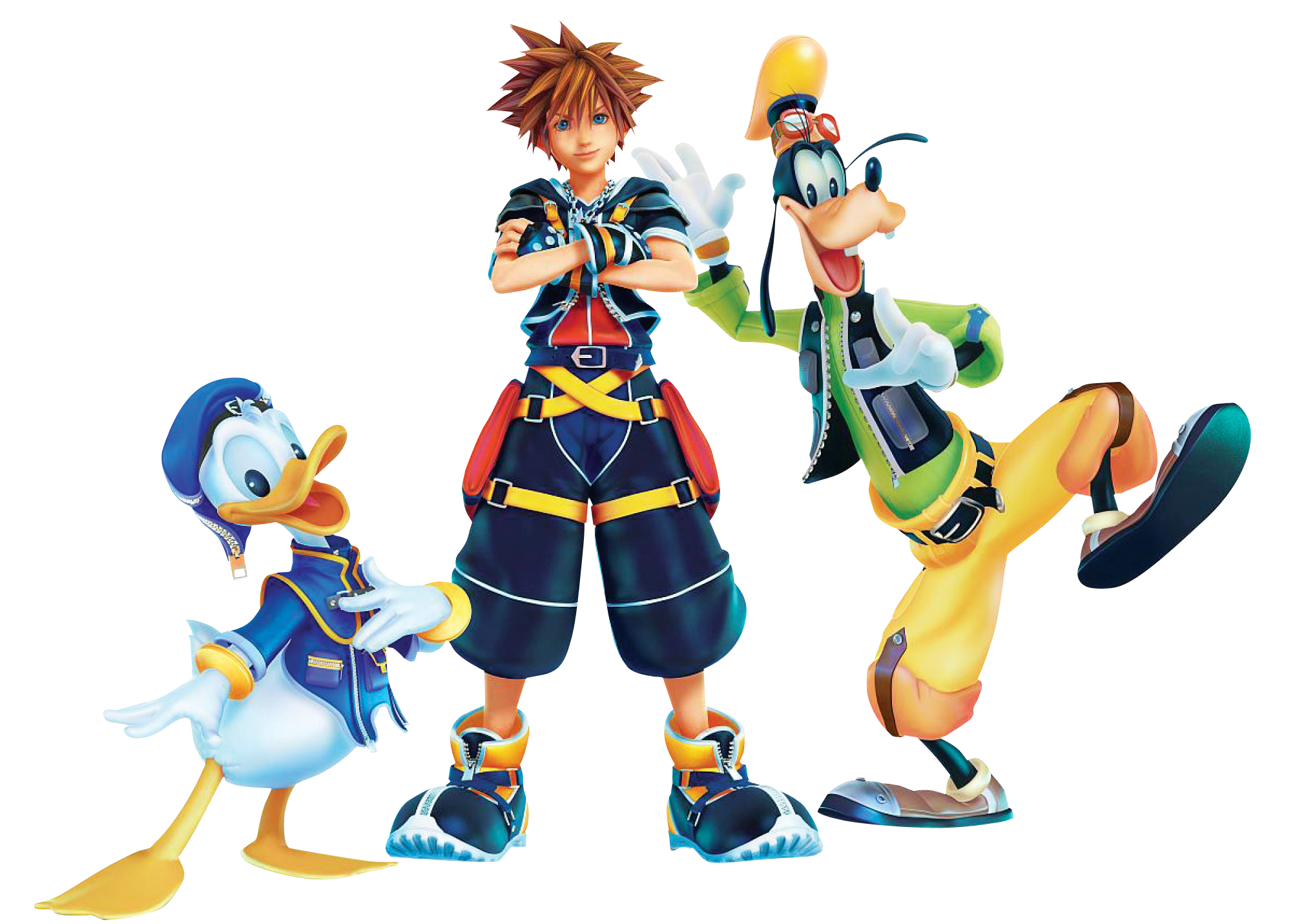 Kingdom Hearts clipart #3, Download drawings