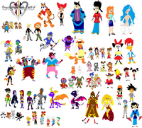 Kingdom Hearts clipart #19, Download drawings