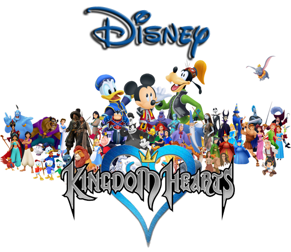 Kingdom Hearts clipart #13, Download drawings