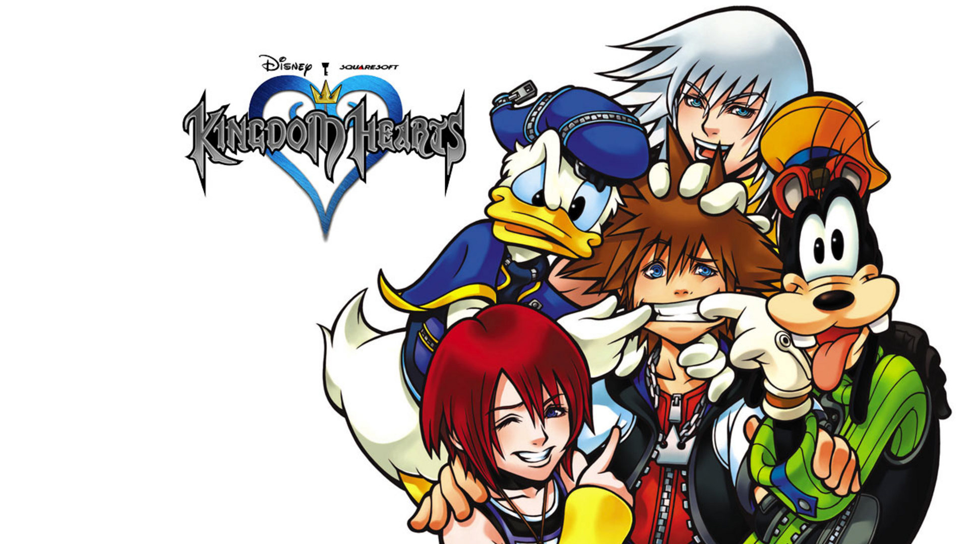 Kingdom Hearts clipart #11, Download drawings