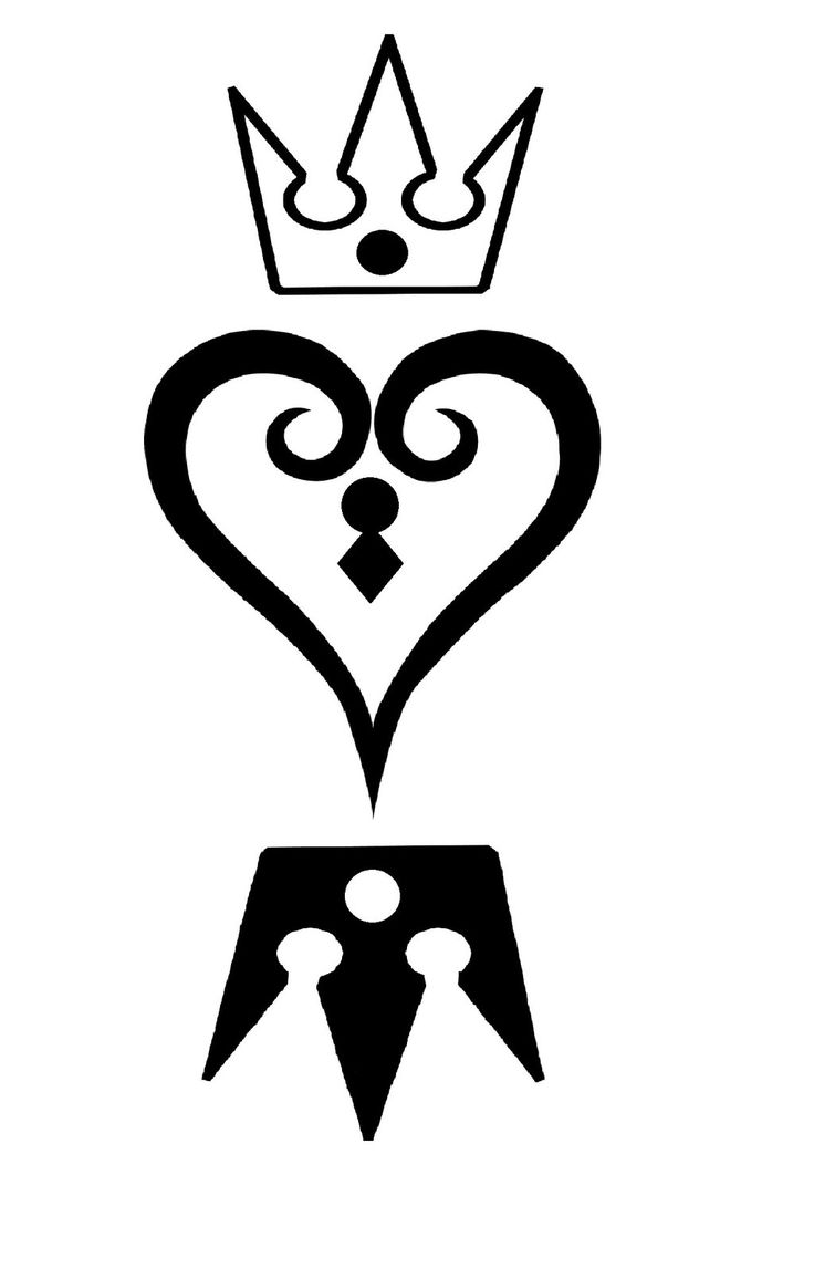 Kingdom Hearts clipart #5, Download drawings