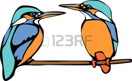Common Kingfisher clipart #5, Download drawings