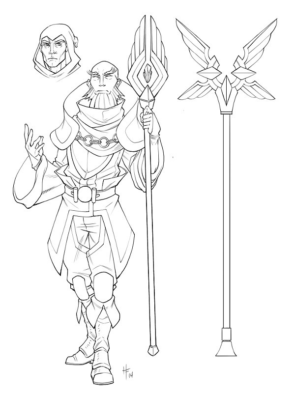 Kings Of War coloring #8, Download drawings