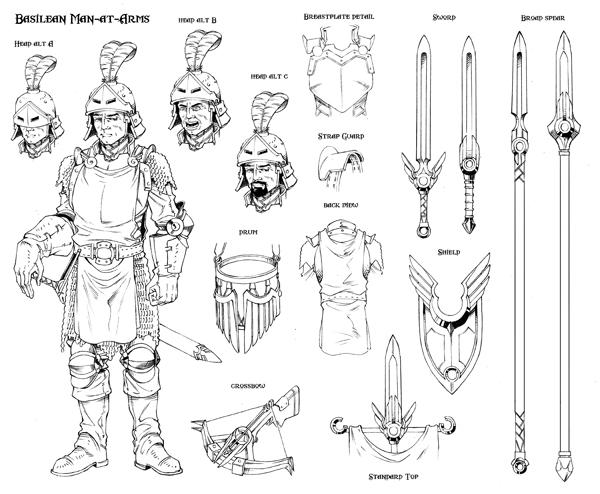 Kings Of War coloring #5, Download drawings