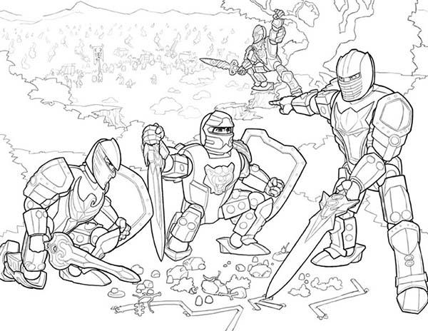Kings Of War coloring #15, Download drawings
